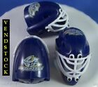 3 NEW NHL HOCKEY MINI GOALIE MASK CAKE TOPPERS 29 TEAMS AVAILABLE YOU PICK TEAM