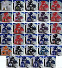 3 NEW NHL HOCKEY MINI GOALIE MASK CAKE TOPPERS 29 TEAMS AVAILABLE YOU PICK TEAM $7.99 USD on eBay