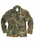 Genuine German Army/Bundeswehr Flecktarn Field Shirt
