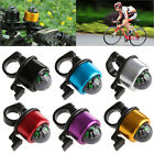 Bicycle handlebar compass single ping bell horn mountain road bike cycle