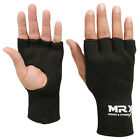 Kyпить MRX INNER GLOVES FIST PROTECTIVE HAND WRAPS MUAY THAI BOXING MARTIAL ARTS BLACK на еВаy.соm