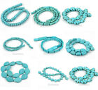 Free UK Postage 1 Strand Mixed Styles Gemstone Turquoise Loose Beads Pick