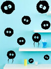 Dust Bunnies Beautiful Vinyl Wall Stickers Decal Decor High Quality Many colours