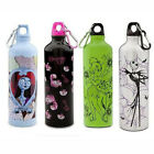 Disney Travel Mug Cheshire Cat Mickey Jack Skellington Tinkerbell WATER BOTTLE