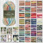 SIRDAR CROFTER DK SELF PATTERNING KNITTING YARN F026 - ALL SHADES