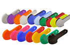 Reuseable Infinite Trolley Coin Keyings Various Colours - New design - twin pack