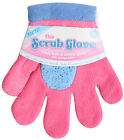 Ladies Girls Luxury Bath & Shower Exfoliating Sponge Scrub Glove