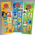 Looney Tunes Mini-Mark MAGNETIC BOOKMARKS Bugs Bunny Daffy Duck Roadrunner ect