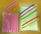 50 x 89mm PINK PLASTIC LOLLIPOP STICKS CAKE POP KIT INCLUDES BAGS & TWISTTIES