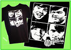 THE MONKEES RETRO KITSCH POP MUSIC T SHIRT S M L XL XXL  BEATNIK  BLACK TSHIRT
