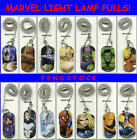 NEW MARVEL METAL DOG TAG LIGHT FAN LAMP PULLS QUICK CONNECTOR GIFT PARTY FAVORS
