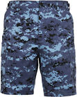 Tactical BDU Shorts Military Camo Cargo Shorts Army Fatigues Camouflage Uniform