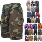 Внешний вид - Tactical BDU Shorts Military Camo Cargo Shorts Army Fatigues Camouflage Uniform