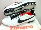 NIKE TIEMPO LEGEND IV FG ACC FOOTBALL SOCCER BOOTS CLEATS KANGAROO LEATHER