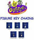 Внешний вид - NICKELODEON RETIRED FAIRLY ODDPARENTS KEYCHAIN BACKPACK ZIPPER PULL MINI FIGURES
