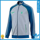 ADIDAS ORIGINALS MENS SIZE SMALL MEDIUM S/M VESPA TRACK TOP TT BLUE RARE JACKET