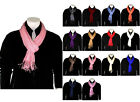 $29.95 New Full Size Cashmere Feel Fashion Scarf Pashmina/Silk  in 14 Colors