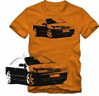 T-Shirt  Opel Astra G Coupe  T-Shirt  viele Farben  Retro Style S/W Grafik DTG