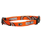 NEW PHILADELPHIA FLYERS PET DOG ADJUSTABLE COLLAR EXTRA SMALL XS $12.95 USD on eBay