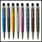 MONTEVERDE One-Touch Ballpoint Pen & Stylus For iPad Tablet iPhone Touch Screen