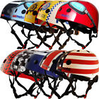 Kiddimoto Childrens Childs Kids Bike BMX Cycle Micro Stunt Scooter Skate Helmet