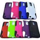 For Samsung Galaxy S2 X (Telus,Bell) Cover Apex Hybrid Cell Phone Accessory Case