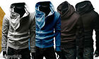 NEW Assassin's Creed III 3 Desmond Miles Hoodie Jacket Top Coat Cosplay Costume