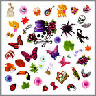 Nail Art Cartoon Design Decal High Quality Nail Stickers Decorations
