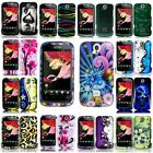 For Huawei Mytouch Q 2 II U8730 Flower Design Hard Cover Case Phone Accessory