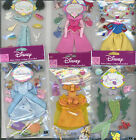 U CHOOSE  Disney COSTUME Belle Cinderella Ariel Snow White Jasmine 3D Stickers