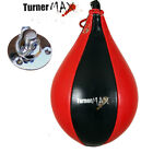 TurnerMAX MMA Punching Boxing Speedball Punch Bag Training speed Ball Pear Shape