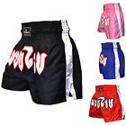 Short TurnerMax Pour Arts Martiaux Boxe Thai Kick Boxing Mma