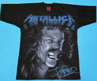 Metallica - James Hetfield Special Collection T-shirt  NEW