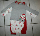 New Carter's CHILD OF MINE 3 Pc My Grandma Knows Santa Outfit ~Infant Sizes~