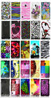 For LG Lucid 2 VS870 Cover Design Hard Shield Snap On Accessory Case