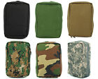 6 Color Airsoft Molle Tactical Medical First Aid Pouch Bag TAN/ACU/Black A