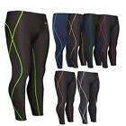 womens mens  tights skin compression pants base layer leggings clothing  XS~2XL