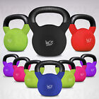 We R Sports Kettlebells With Rubber Sleeve Home Gym Fitness Exercise Kettlebell <br/> ◤Next Day Delivery◥ ◤12 Month Warranty◥ ◤FREE RETURNS◥