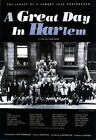 A GREAT DAY IN HARLEM A4 MINI FILM POSTER PRINT 01