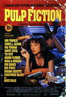 PULP FICTION (JOHN TRAVOLTA) A4 MINI FILM POSTER PRINT 02