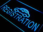 i475-b Car Registration Auto Services Neon Light Sign