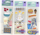 U CHOOSE  A Touch of Jolee's FAST FOOD BAKING ENGLISH TEA 3D Stickers food