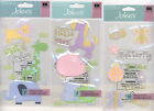 U CHOOSE   Jolee's ZOO ANIMALS FARM ANIMALS BUTTERFLY KISSES 3D Stickers baby