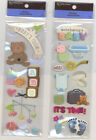 U CHOOSE  Recollections BABY'S ROOM WE'RE HAVING A BABY 3D Stickers