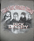"Duck Dynasty ""Family First, Business Second"" T Shirt  {4 Colors and Sizes}"