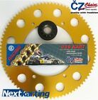 Kart Rotax Max Rear Sprocket & Front Sprocket & CZ Chain In Any Size - Tony Kart