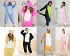 Adult Unisex Cosplay Kigurumi Animal Anime Costume Sleepsuit Pajamas Pyjamas