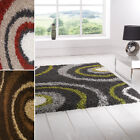 Nordic Equator Flair Rugs Thick Soft Modern Luxury Quality Shaggy Oblong Rug