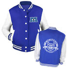 Monsters Inc 2 Varsity Jacket Pink Blue | University Mike Sully | Kids Fashion