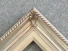 """3.25"""" Silver Wood Antique Picture Frame photo art gallery 296S frames4art"""